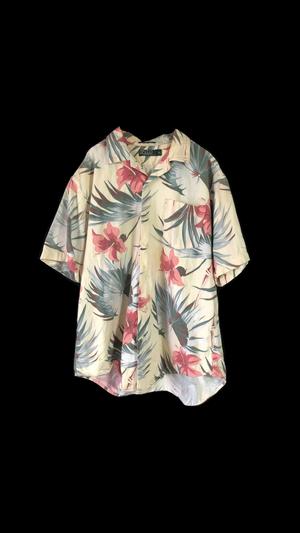 80s Ralph Lauren open collar shirts