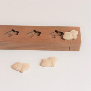 金魚/わんさんぼんのお干菓子