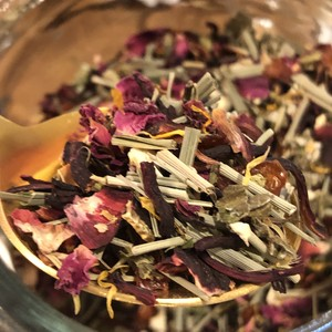 有機薬草茶 ホルモンバランス(ティーパック10包)