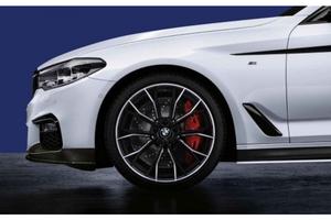 BMW純正 ///M Performance LM ホイール M ダブルスポーク 669M 20インチ マットブラック  5シリーズ G30 G31