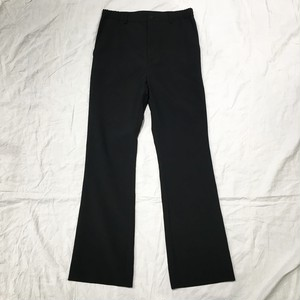 【CHRISTIAN DADA】Bootcut Wool Trousers