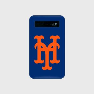yh Mets モバイルバッテリー (Blue×Orange)