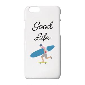 Good Life #3 iPhone case