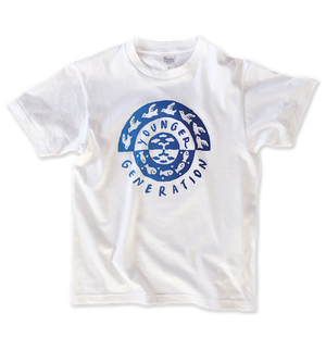 "YOUNGER GENERATION T-shirt ""Sky&Sea""<Gradation Ver.>"