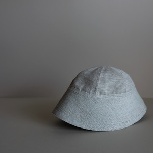 セーラーハット 【Cotton linen sailor hat】- light green -