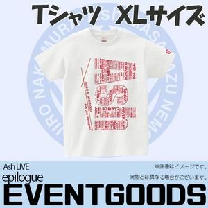 Ash Tシャツ XLサイズ