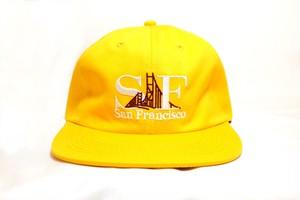 GX1000 SF 6 PANEL CAP GOLD ジーエックス1000 キャップ