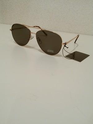 サングラス 目の日焼け防止☀️ユニセックスデザイン ティアドロップ型