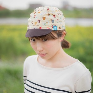 *FRAME* Cycle Cap_CAFE / サイクルキャップ_カフェ