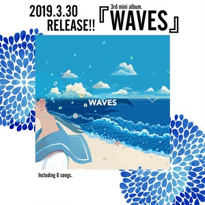 New mini album「WAVES」