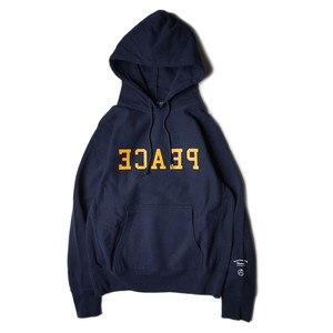 "ANRIVALED by UNRIVALED ""PEACE HOODED"" NAVY"