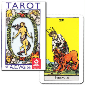 RIDER TAROT OF Arthur E.Waite