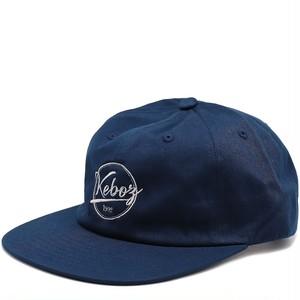 BB LOGO 6PANEL CAP NAVY