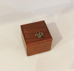 Karakuri small puzzle box No.6