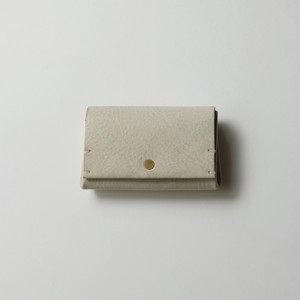 bellowsfold wallet - white - ALASKA