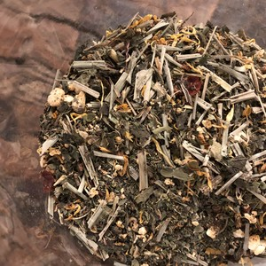 有機薬草茶 免疫力(茶葉量り売り50g以上ご注文専用:10g単位)