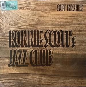 【LP】SOFT MACHINE/Ronnie Scott's Jazz Club