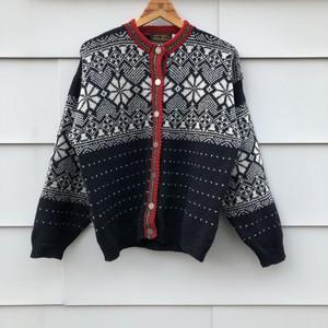 Eddie Bauer Nordic Knit Cardigan