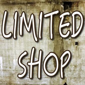 【  Limited Shop  4/27~5/1 】