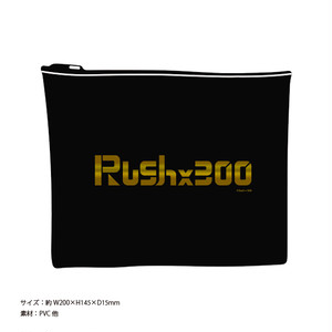 【Rush×300】AGF★ポーチ