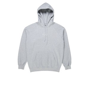 POLAR SKATE CO (ポーラー) / DEFAULT HOODIE -HEATHER GREY-