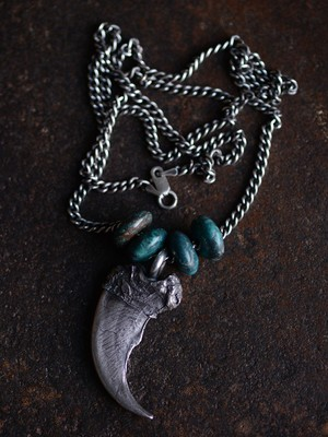 Bear Claw Pendant Top