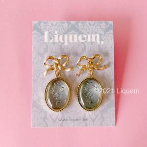 Liquem / デビュタント・イヤリング