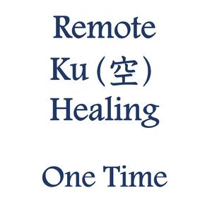 "October 23 ""Remote Ku Healing"""