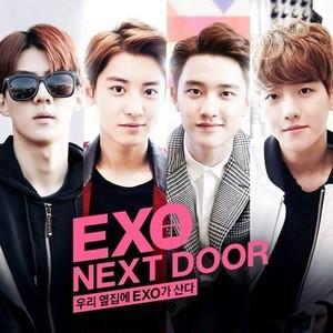 韓国ドラマ【EXO NEXT DOOR】DVD版 全16話