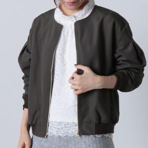 タックボリューム袖ブルゾン FLL59540