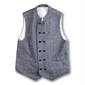 Classic vest [Black]