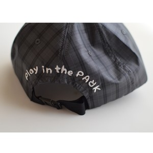 【KIDS】THE PARK SHOP CHECKBOY CAP