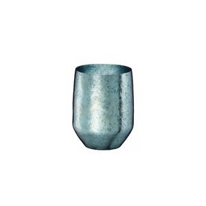 SUSgallery (サスギャラリー) 真空チタンカップ TITANESS Tumbler Basic line 【Goblet Capri Blue 400ml】