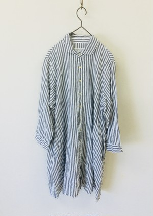 【NATURAL LUNDRY 】シャーリングCKシャツOP/7181O-051