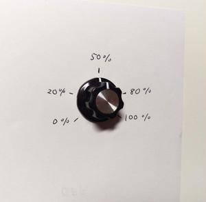 シンセ ツマミ型 マグネット大 クラシック Synth Knob Magnet SKM | シンセサイザッカー