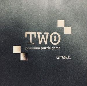 TWO  制作:croll