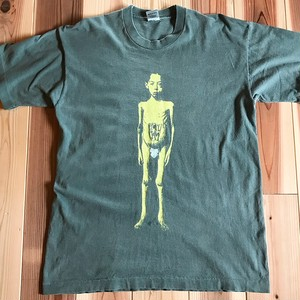 PEARL JAM パールジャム 93's Vs. ツアー Tシャツ USED