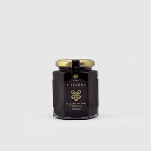 レ・クエルチェ  ブルーベリーのハチミツ漬け(220g)
