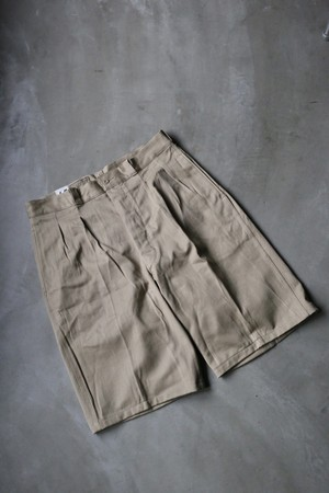 Deadstock M-52 60s French Army Chino カットオフショーツ