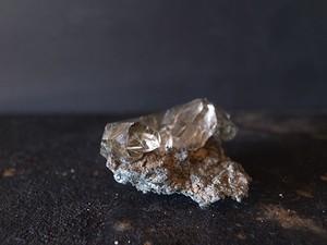 マニハール産 ヒマラヤ水晶 ルチルクオーツ クラスター RUT1712-002
