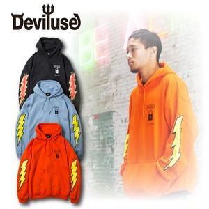 Deviluse(デビルユース) | VOLT Pullover Hooded