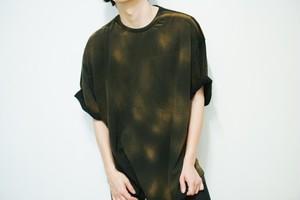 black wash tshirt