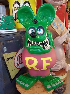 RAT FINK JUMBO COIN BANK