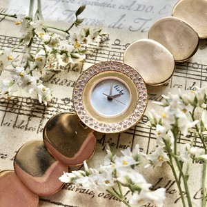 pink gold scale Watch◇ピンクゴールドウォッチ