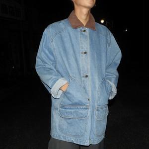 denim coat