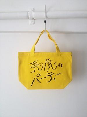 【BAG】柴田聡子 / 悪魔のパーティーminiトートバッグ