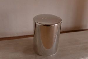 CINQ ブリキのコーヒー缶