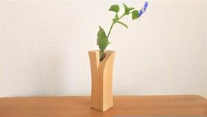 木製 一輪挿し 青森ひば Ⅱ