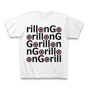 ゴリ論モードTシャツ