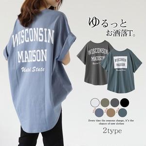 【トップス】今季も大流行カジュアルアルファベットラウンドネックTシャツ33014240